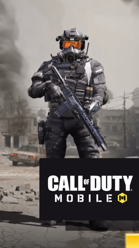 Call of Duty Mobile Iphone Wallpaper Character Elite PMC