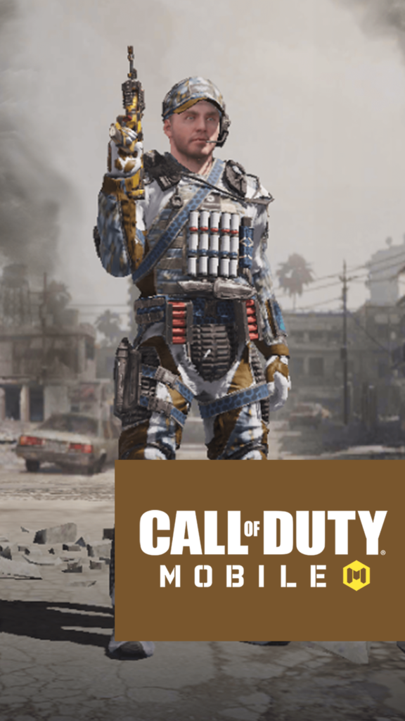 Call of Duty Mobile Iphone Wallpaper Character Special Ops