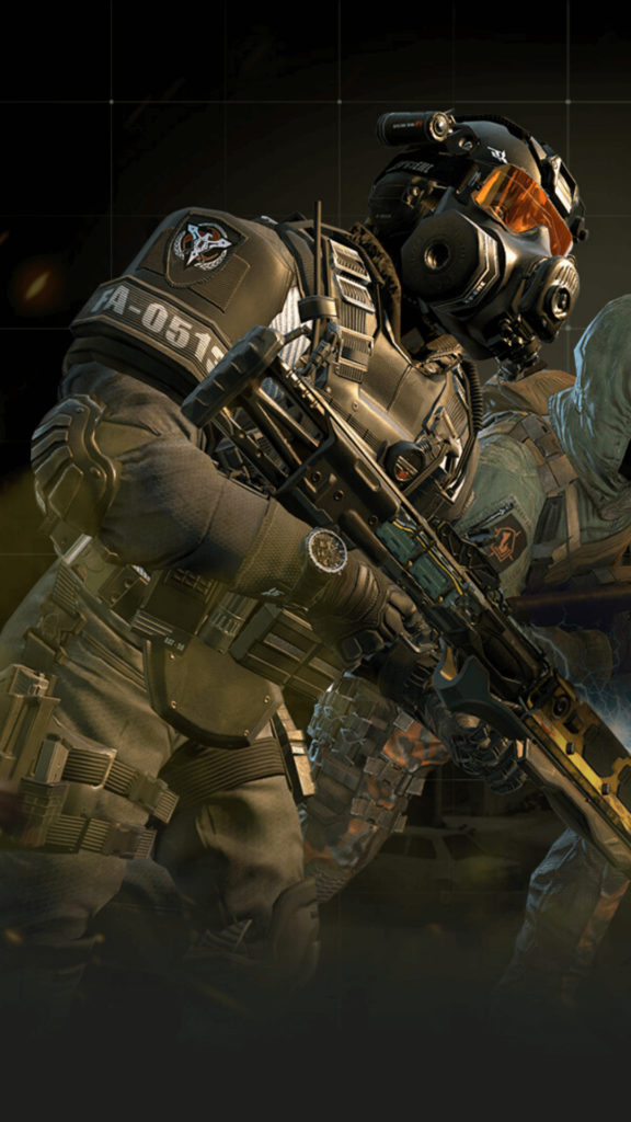 Call of Duty Mobile Wallpaper Elite PMC