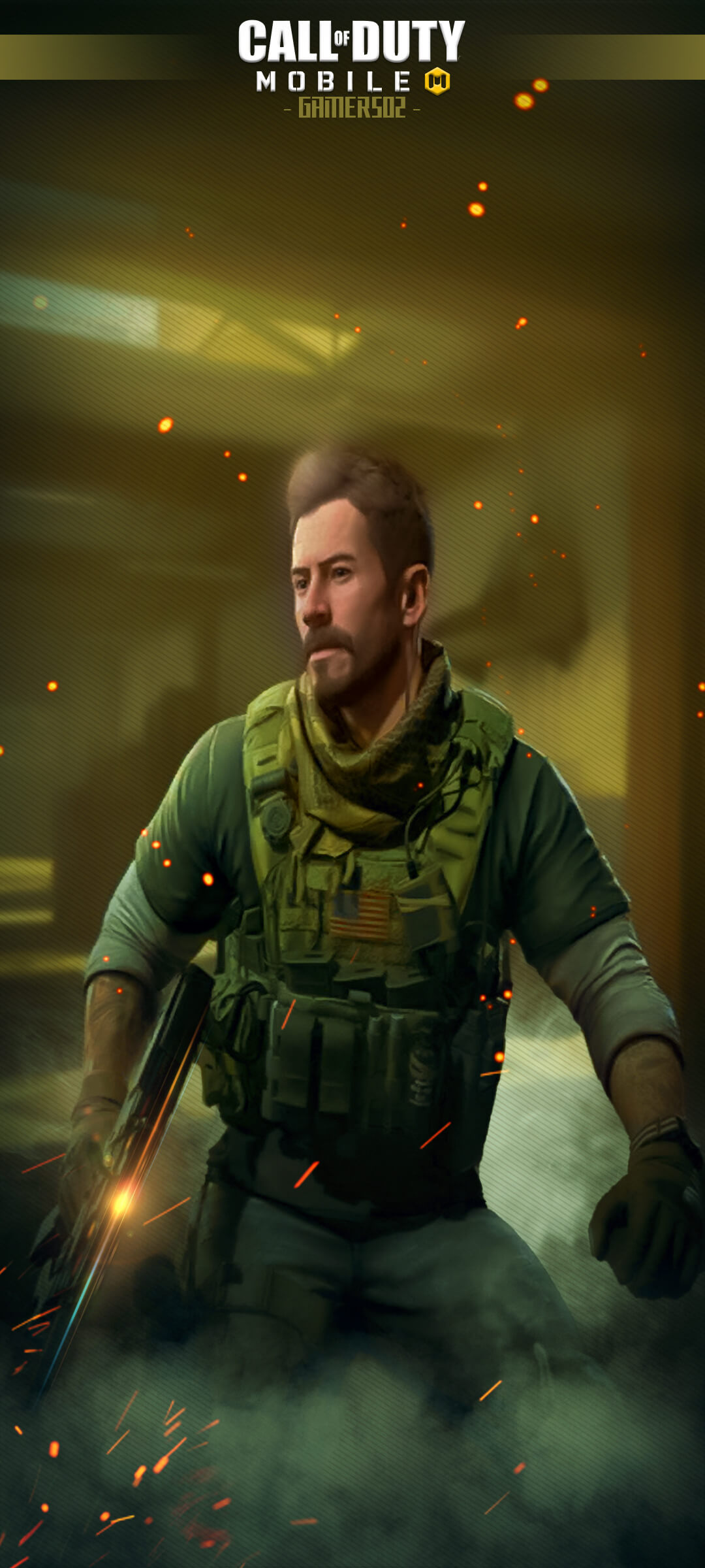 Alex Wallpapers COD Mobile